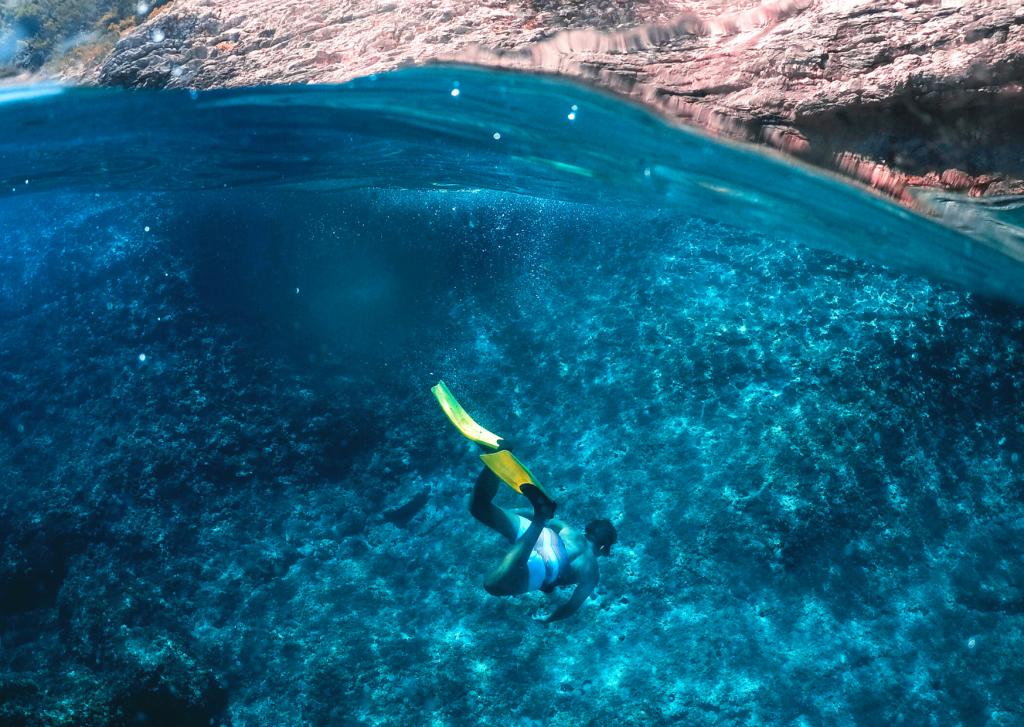 sentier sous marin ramatuelle