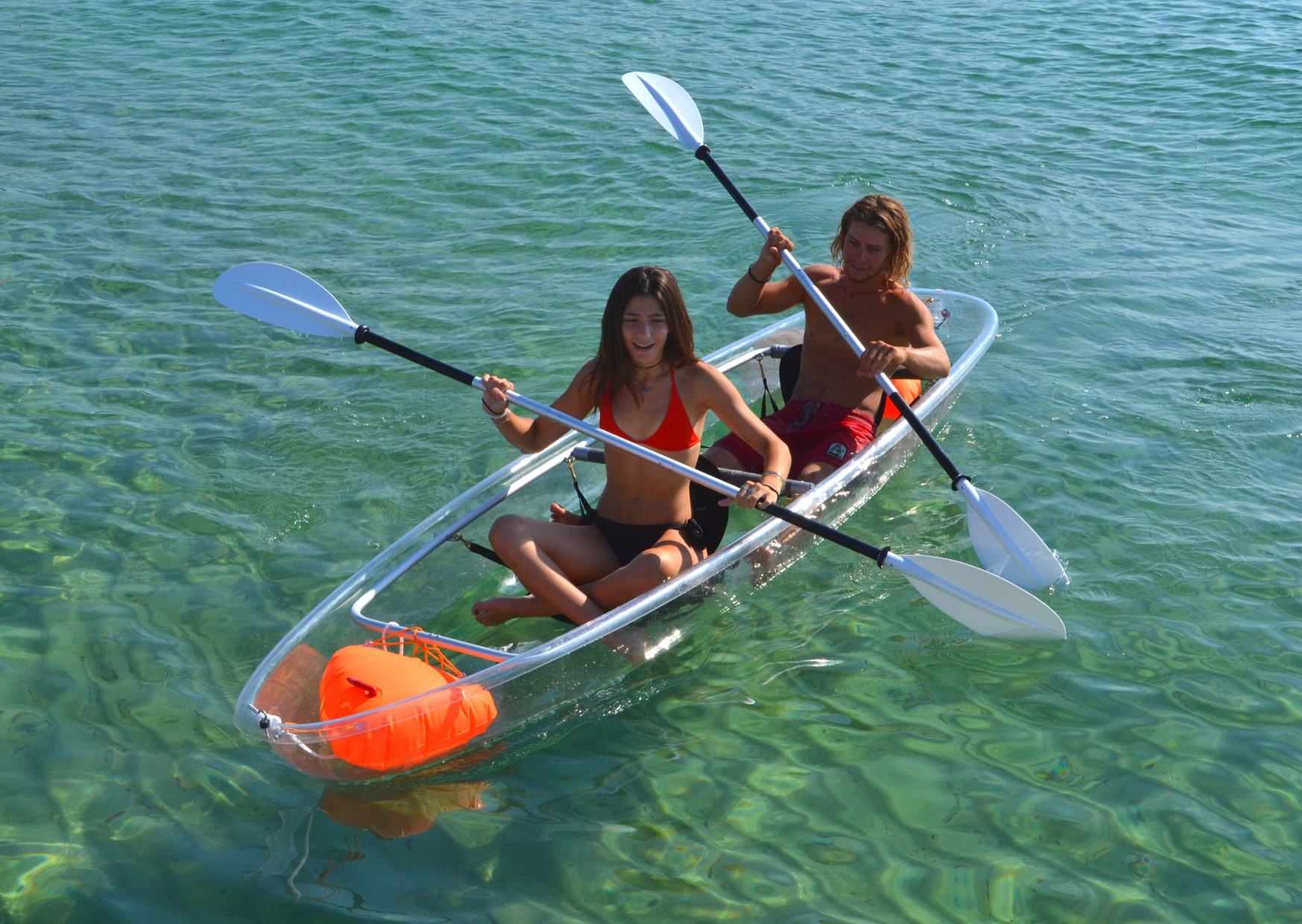 Canoe Kayak Transparent